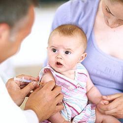 прививка ребенку ОТО