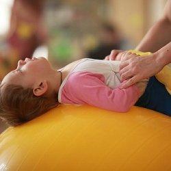 физическая реабилитация детей фото